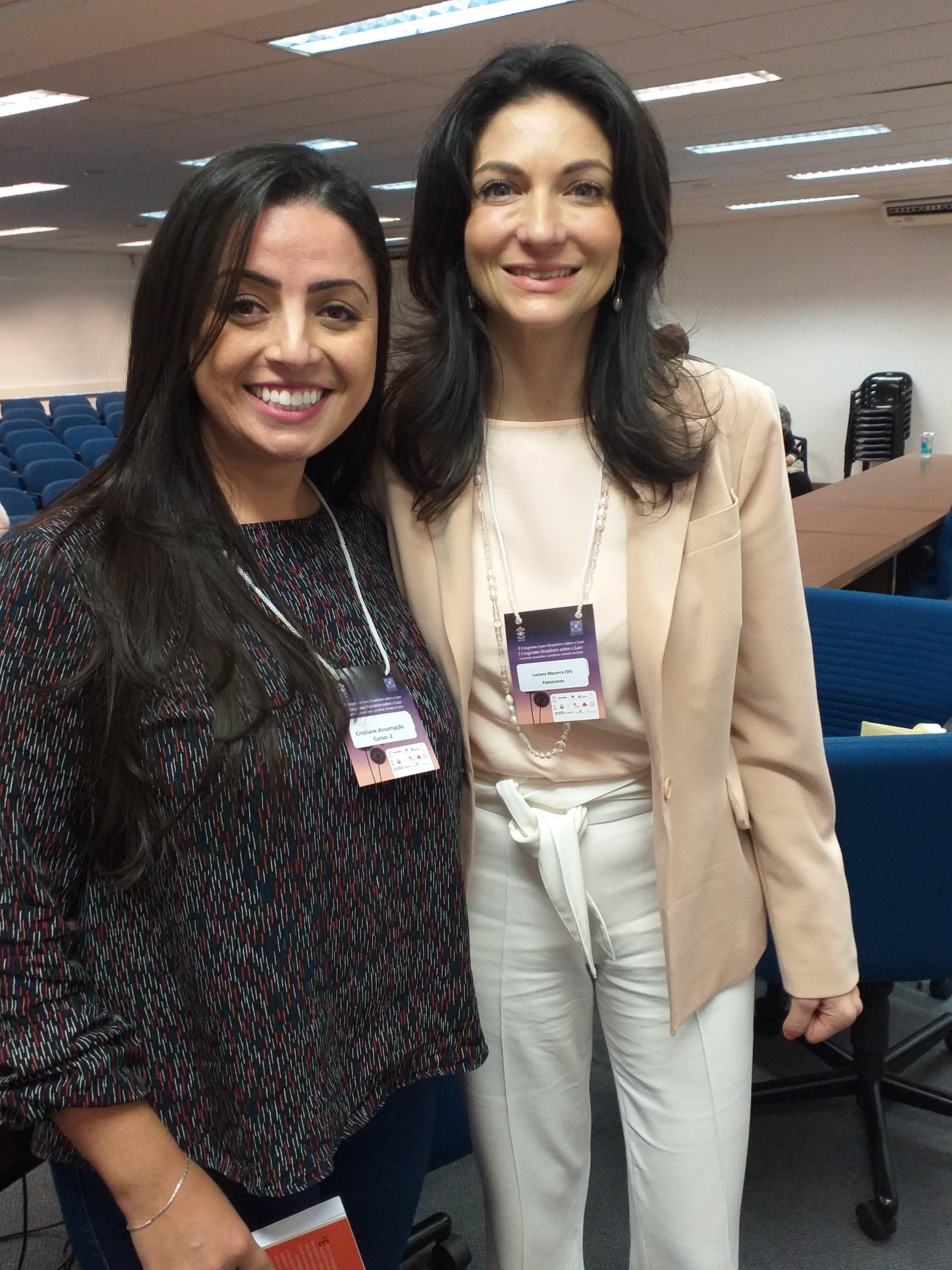 Luciana Mazorra - Congresso Luto 2019