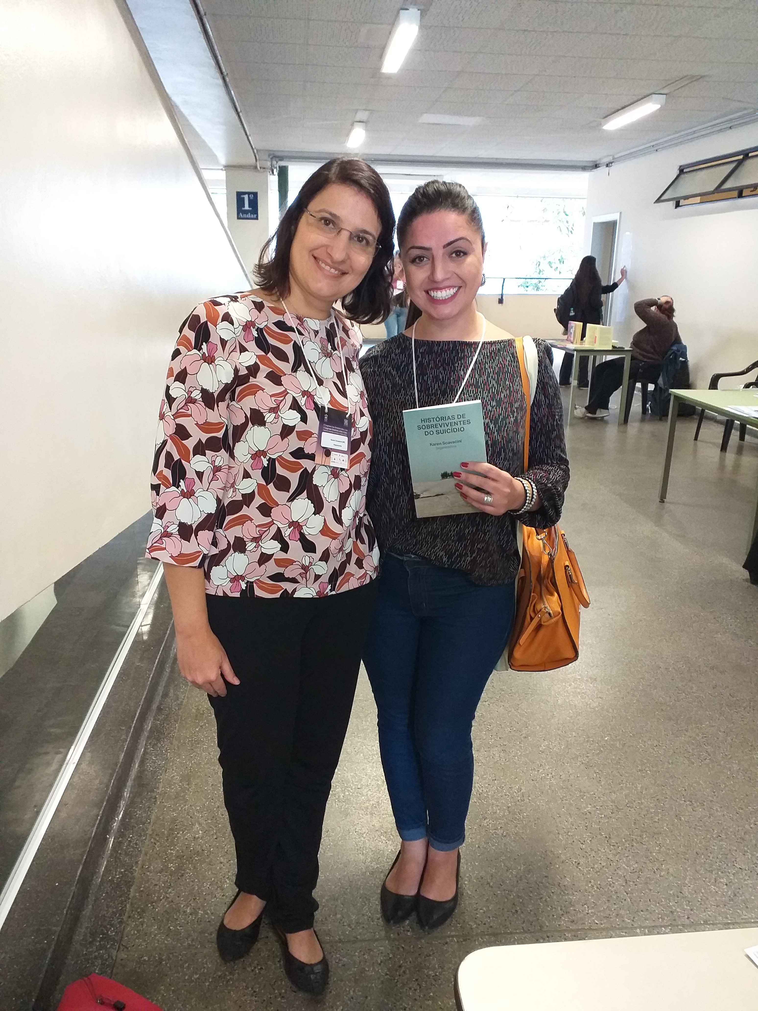 Karen Scavacini - Congresso Luto 2019
