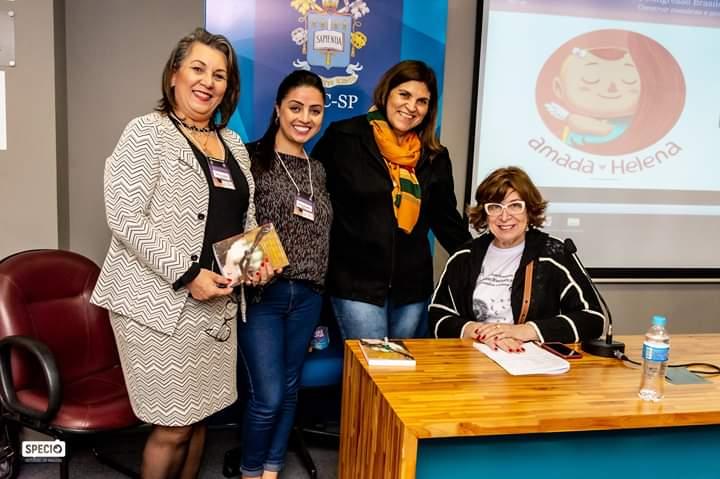 Maria Helena Pereira Franco - Congresso Luto 2019