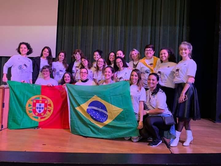 Encerramento Congresso Luto 2019 - Brasil | Portugal