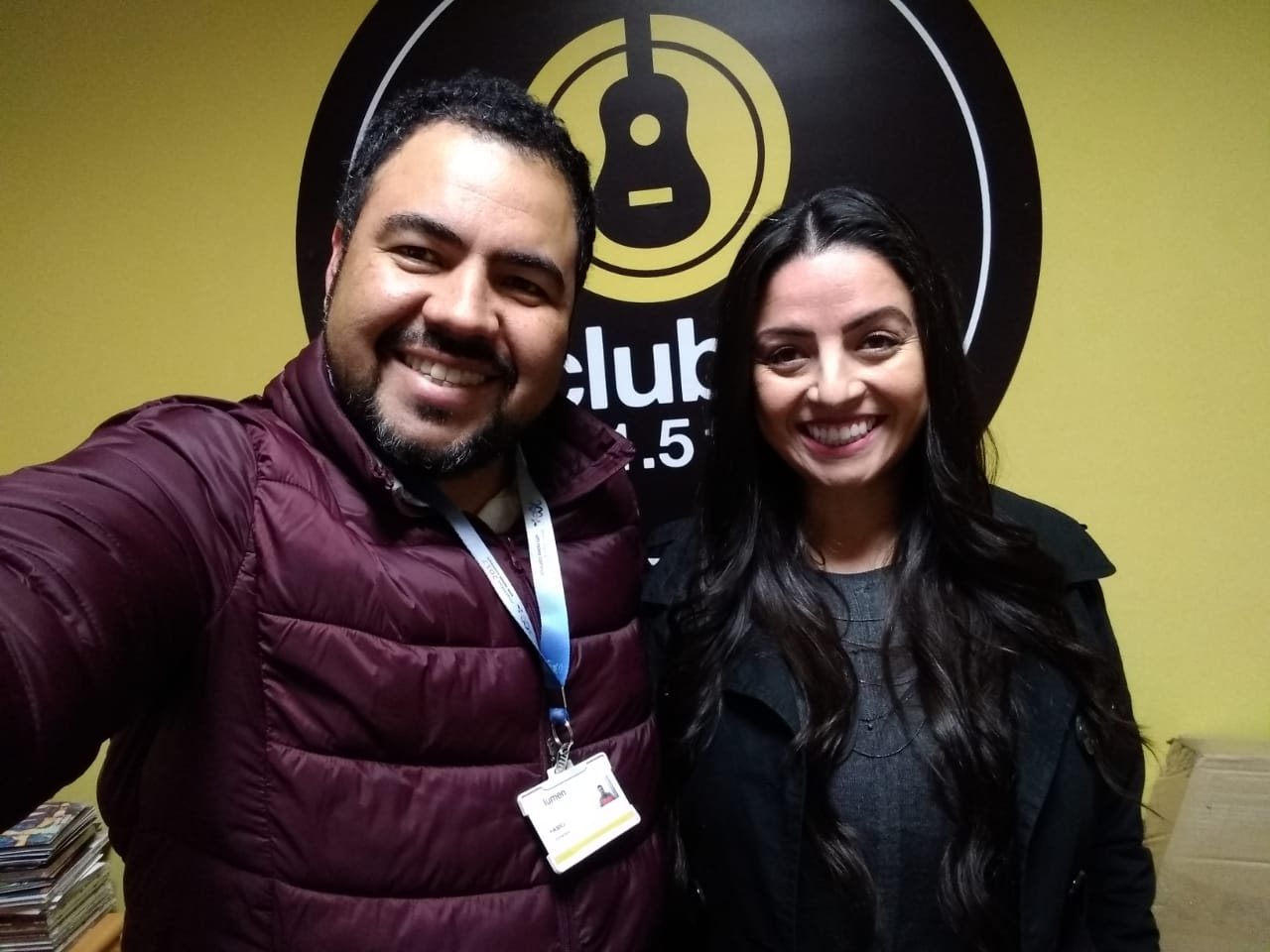 Cristiane Assumpção - Entrevista Rádio Clube FM - Infidelidade