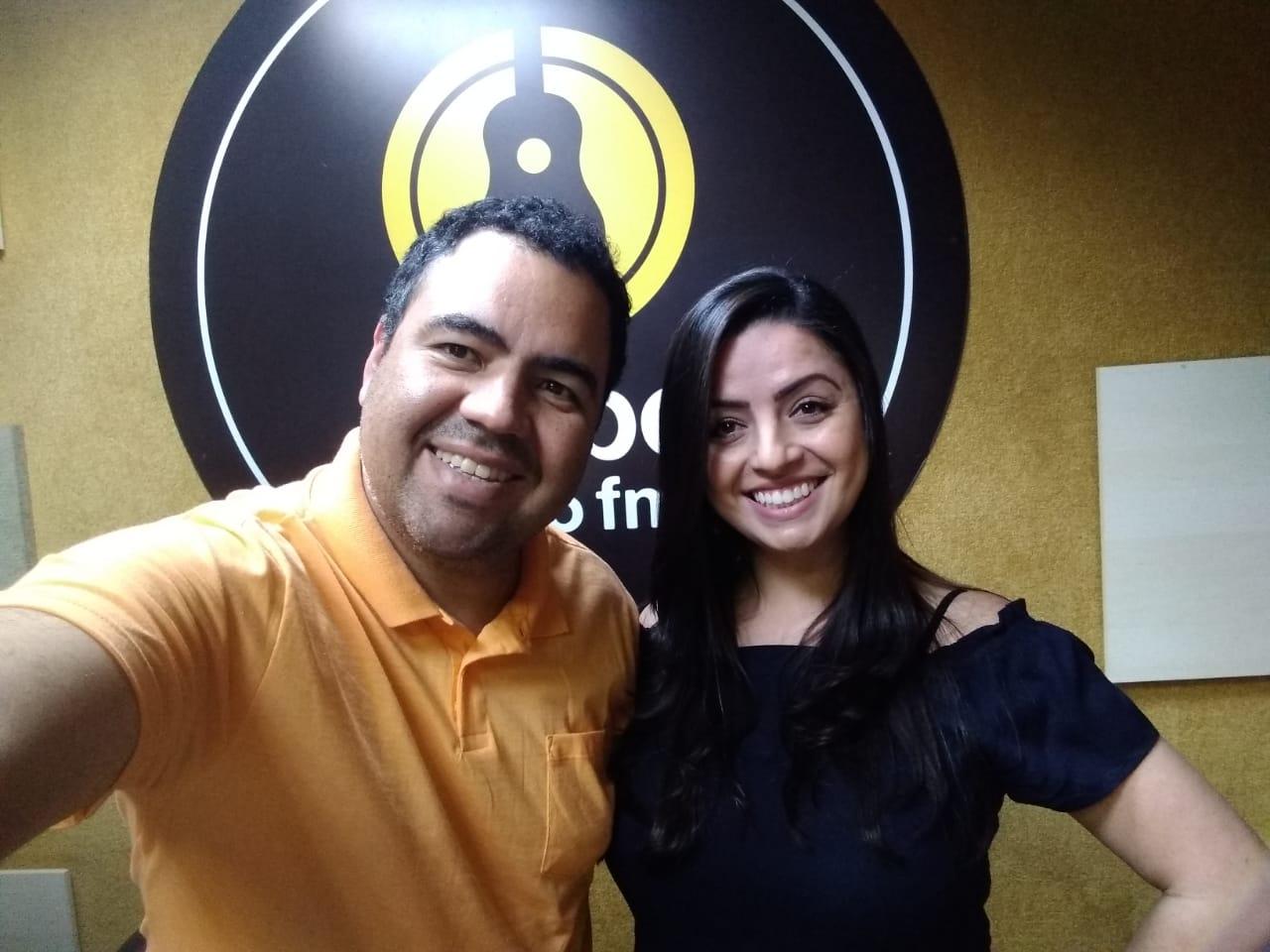 Cristiane Assumpção - Entrevista Rádio Clube FM - LUTO RITUAIS DE DESPEDIDA
